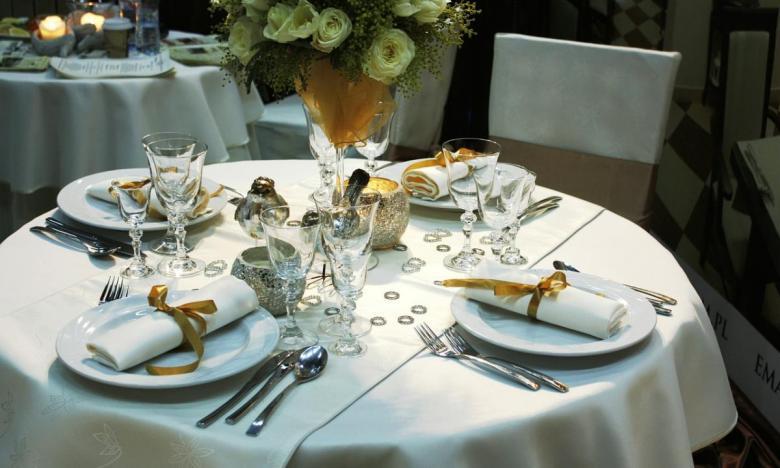 Tavolo a tema sposa